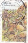 Stamps : America : South_Africa :  CENTENARIO DE AMAJUBA