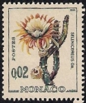Sellos de Europa - Mónaco -  Selenicereus Gr.