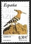 Sellos de Europa - España -  Flora y Fauna - Abubilla