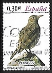 Stamps of the world : Spain :  Flora y Fauna - Alondra
