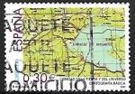 Sellos de Europa - España -  Ciencias de la tierra y el universo
