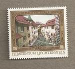 Stamps Europe - Liechtenstein -  Jubileo Príncipe