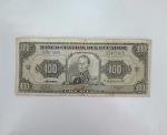 monedas de America - Ecuador -  1991 -100 sucres