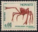 Sellos de Europa - Mónaco -  Macrocheira Kampferi