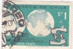 Stamps : Africa : Angola :  ORGANIZACIÓN NACIONAL DEL TRABAJO