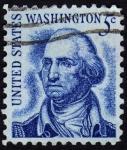 Stamps United States -  INT-WASHINGTON