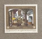 Stamps Liechtenstein -  Jubileo Príncipe