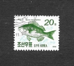 Stamps North Korea -  Besugo