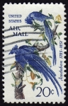 Stamps : America : United_States :  INT- JOHN JAMES AUDUBON 1785-1851
