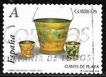 Stamps of the world : Spain :  Juguetes - Cubos de playa