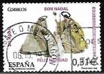 Stamps Spain -  Navidad 2008