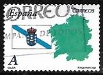 Sellos de Europa - España -   Autonomías - Galicia