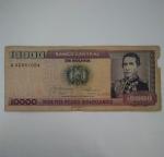 monedas de America - Bolivia -  1984 - 10000 Bolivianos
