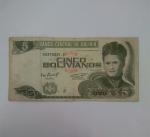 monedas de America - Bolivia -  1986 - Bolivianos
