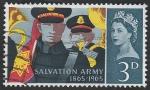 Sellos de Europa - Reino Unido -  401 - Centº del Ejército de Salvación