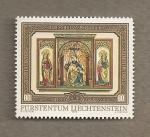 Sellos de Europa - Liechtenstein -  Jubileo Príncipe