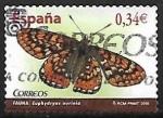 Sellos de Europa - España -  Fauna - Mariposa