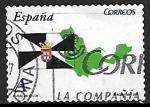 Sellos de Europa - España -  Autonomías - Ciudad de Ceuta
