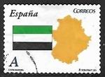 Sellos de Europa - España -  Autonomías - Extremadura