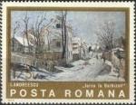 Sellos de Europa - Rumania -  Pinturas de Andreescu
