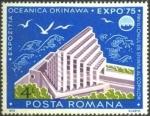 Stamps of the world : Romania :  Océano Expo