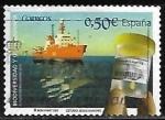 Sellos de Europa - España -  Biodiversidad y oceanografía