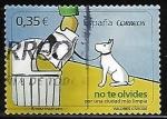Sellos de Europa - España -  Valores cívicos - Por una ciudad mas limpia
