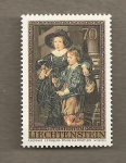 Sellos del Mundo : Europa : Liechtenstein : Cuadro de Rubens