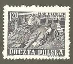 Sellos del Mundo : Europa : Polonia : INTERCAMBIO