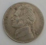 monedas de America - Estados Unidos -  1999 D five cents