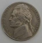 monedas del Mundo : America : Estados_Unidos :  1981 D five cents