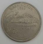 monedas de America - Estados Unidos -  2007 - quarter dollar