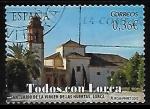 Stamps : Europe : Spain :   Todos con Lorca - Santuario de la Virgen de las Huertas