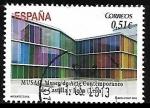 sello : Europa : España : Museo de arte contemporáneo