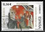Stamps Spain -  Navidad 2012