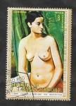 Stamps Equatorial Guinea -  Pintura de A. Derain