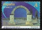 Stamps : Europe : Spain :   Arcos y Puertas Monumentales - Arco Romano Castellón