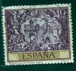 Sellos de Europa - España -  Evocacion de Toledo