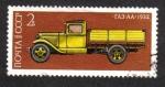 Stamps Russia -  Industria automovilística,Gaz AA