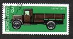 Sellos del Mundo : Europa : Rusia :  Vehículos, YAG-6. 1936.