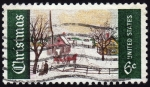 Stamps United States -  INT-CHRISTMAS