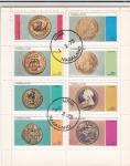 Stamps : Asia : Nagaland :  MONEDAS ANTIGUAS