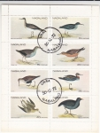 Stamps : Asia : Nagaland :  AVES