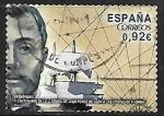 Stamps : Europe : Spain :  V centenario de la llegada de Juan  Ponce de León  a las costas de Florida