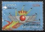 Sellos de Europa - España -  75º Aniversario del Ejército del Aire