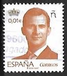 Stamps Spain -  S. M. Felipe VI