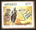 Stamps Mexico -  Año Internacional de la Fisica
