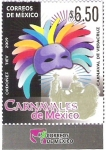 Sellos del Mundo : America : México : Carnavales de México