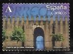 Stamps Spain -  Puerta de la Luna - Córdoba