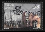 Sellos de Europa - España -  Migración